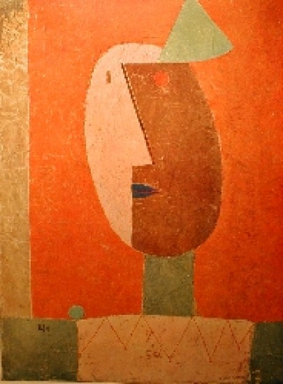 Klee Paul Mini  clown