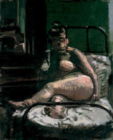 Sickert Walter Richard 1860 La Hollandaise around
