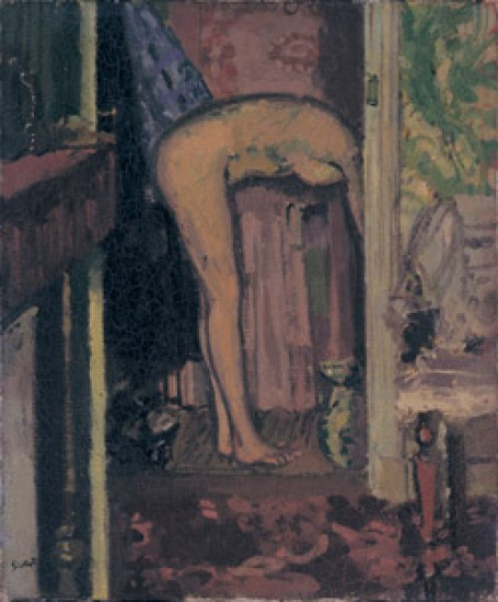 Sickert Walter Richard Woman Washing her Hair