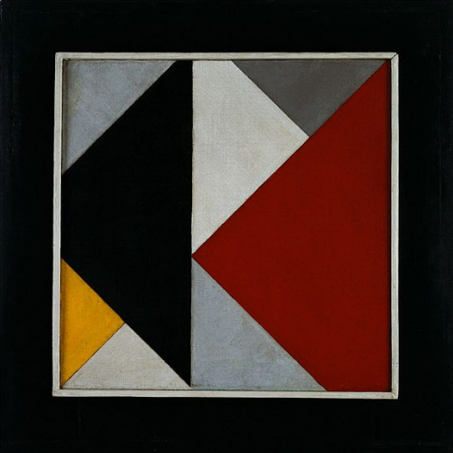 Van Doesburg, Theo - Counter-Composition XIII