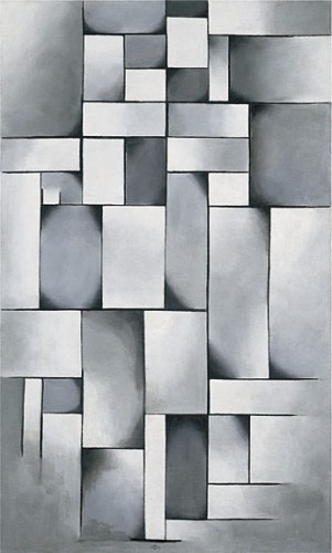 Van Doesburg, Theo - Composizione in Grigio